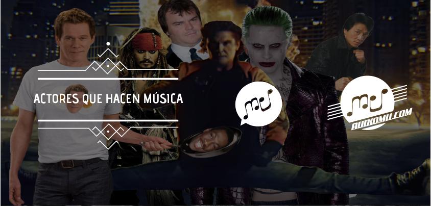 Actores que Hacen música.