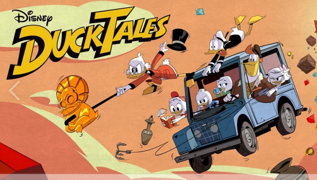 Poster Duck Tales 2017
