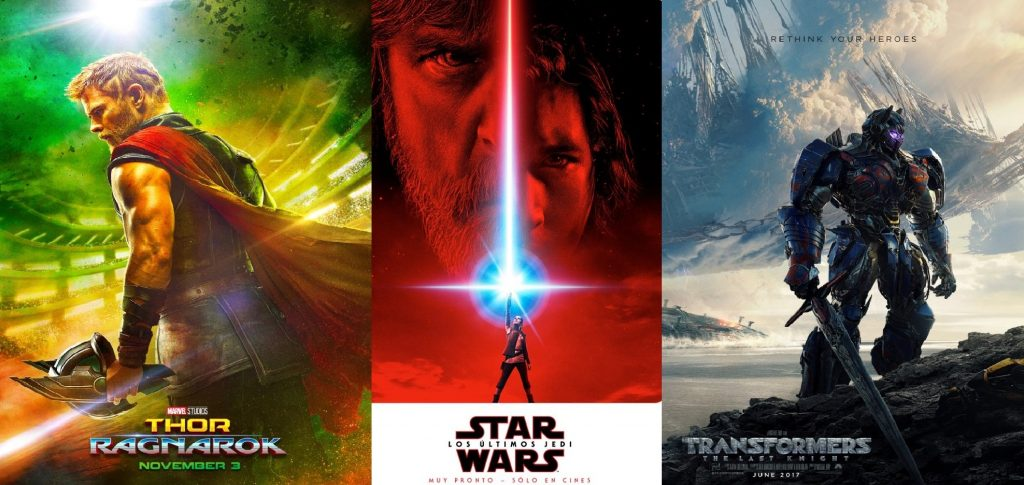 Posters trailers