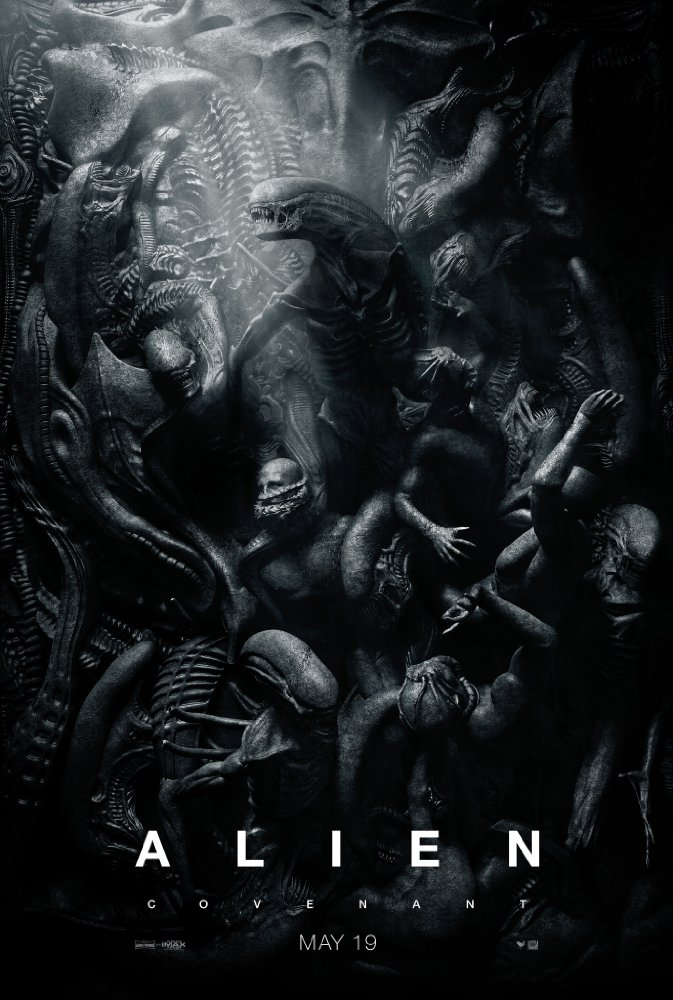 Poster artístico Alien: Covenant