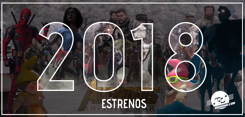 películas del 2018