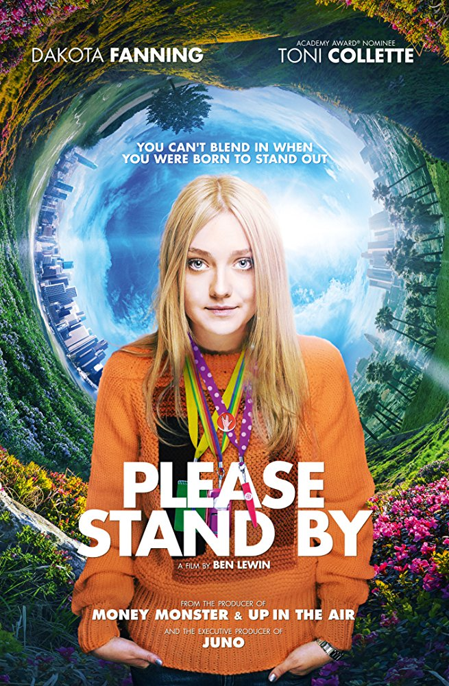 poster de please stand by