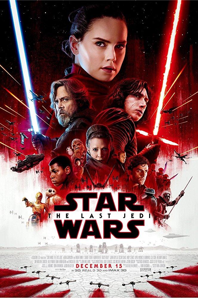 poster de Star Wars: Los Últimos Jedi