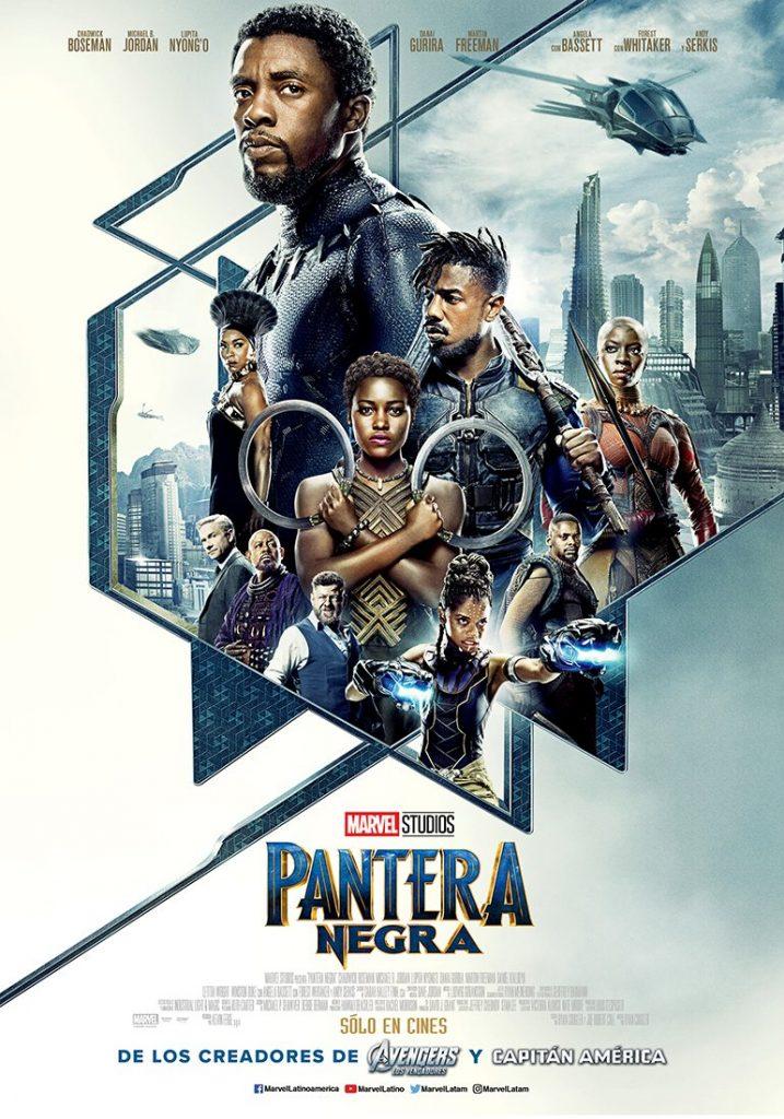 poster de pantera negra