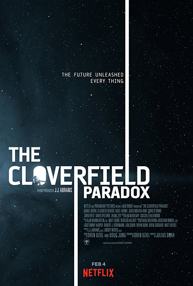 poster de the cloverfield paradox