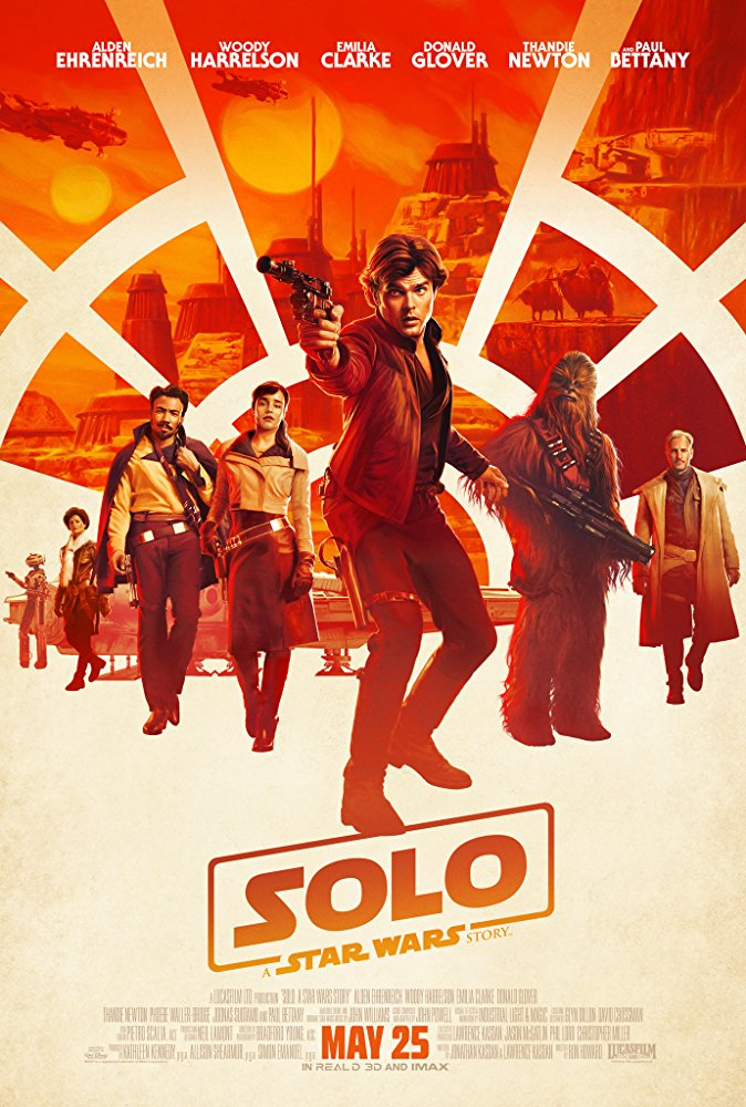 Poster Han Solo: Una Historia de Star Wars
