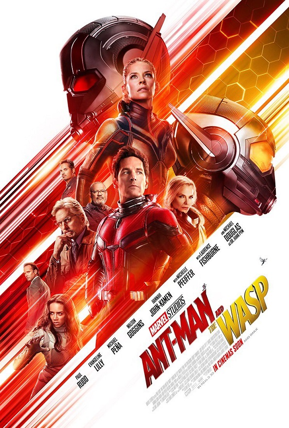 poster de Ant-Man And The Wasp