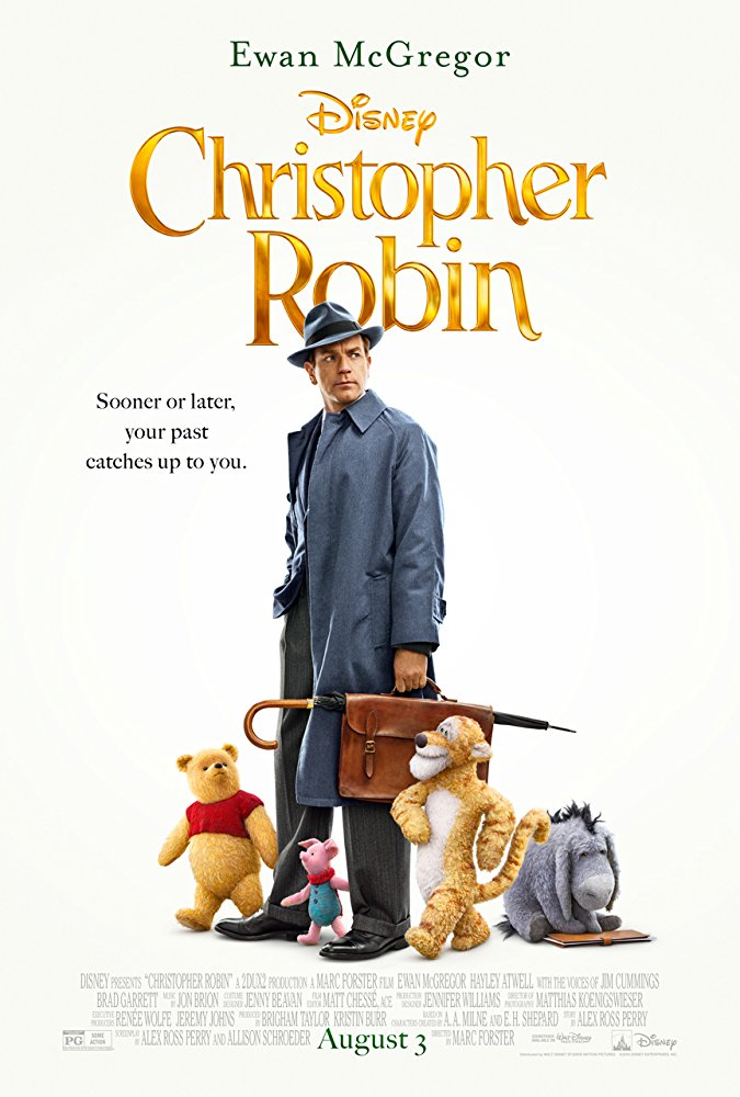 poster de christopher robin