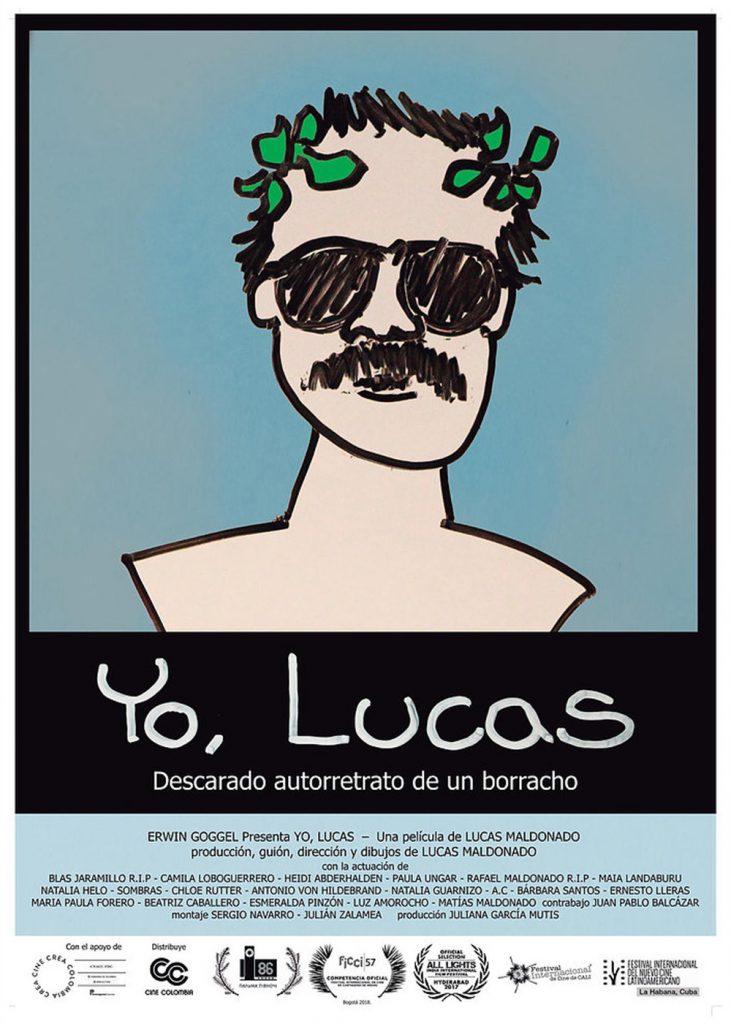 poster de Yo, Lucas
