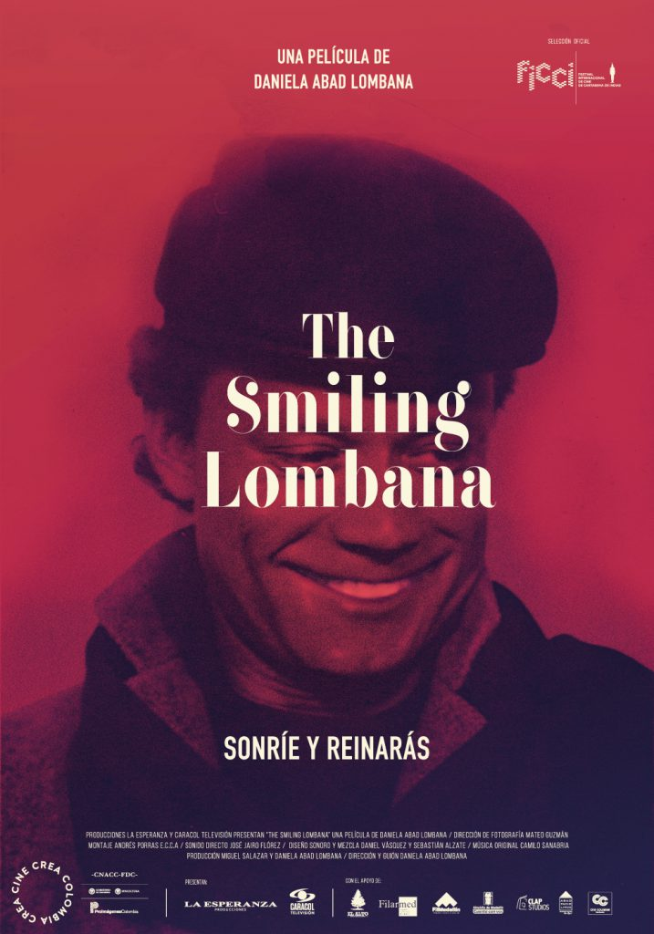 poster de the smiling lombana