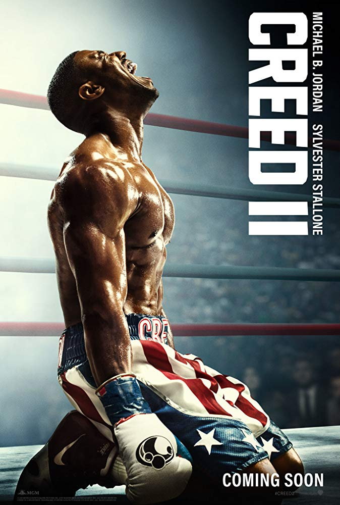 poster de creed II