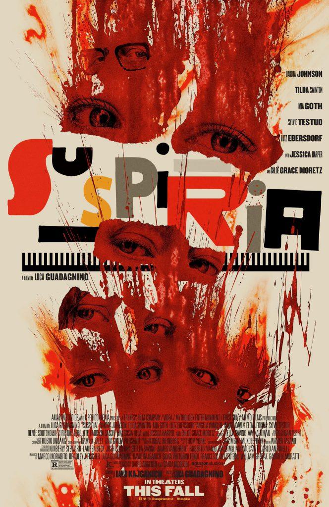 poster de suspiria