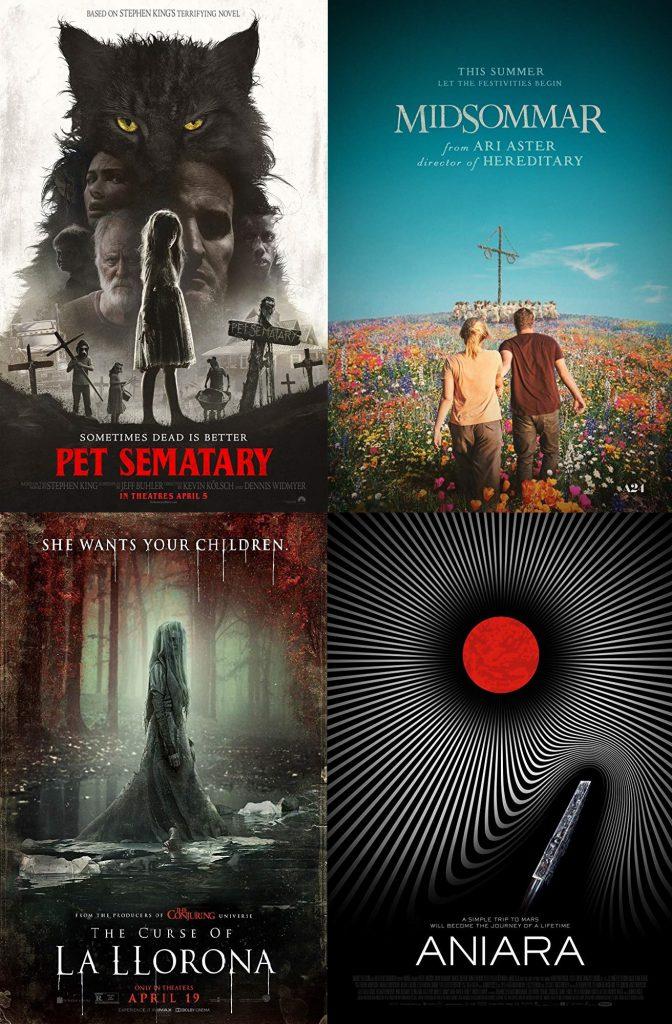 Posters Recuento Terrorífico #10