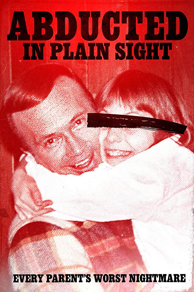 poster de abducted in plain sight