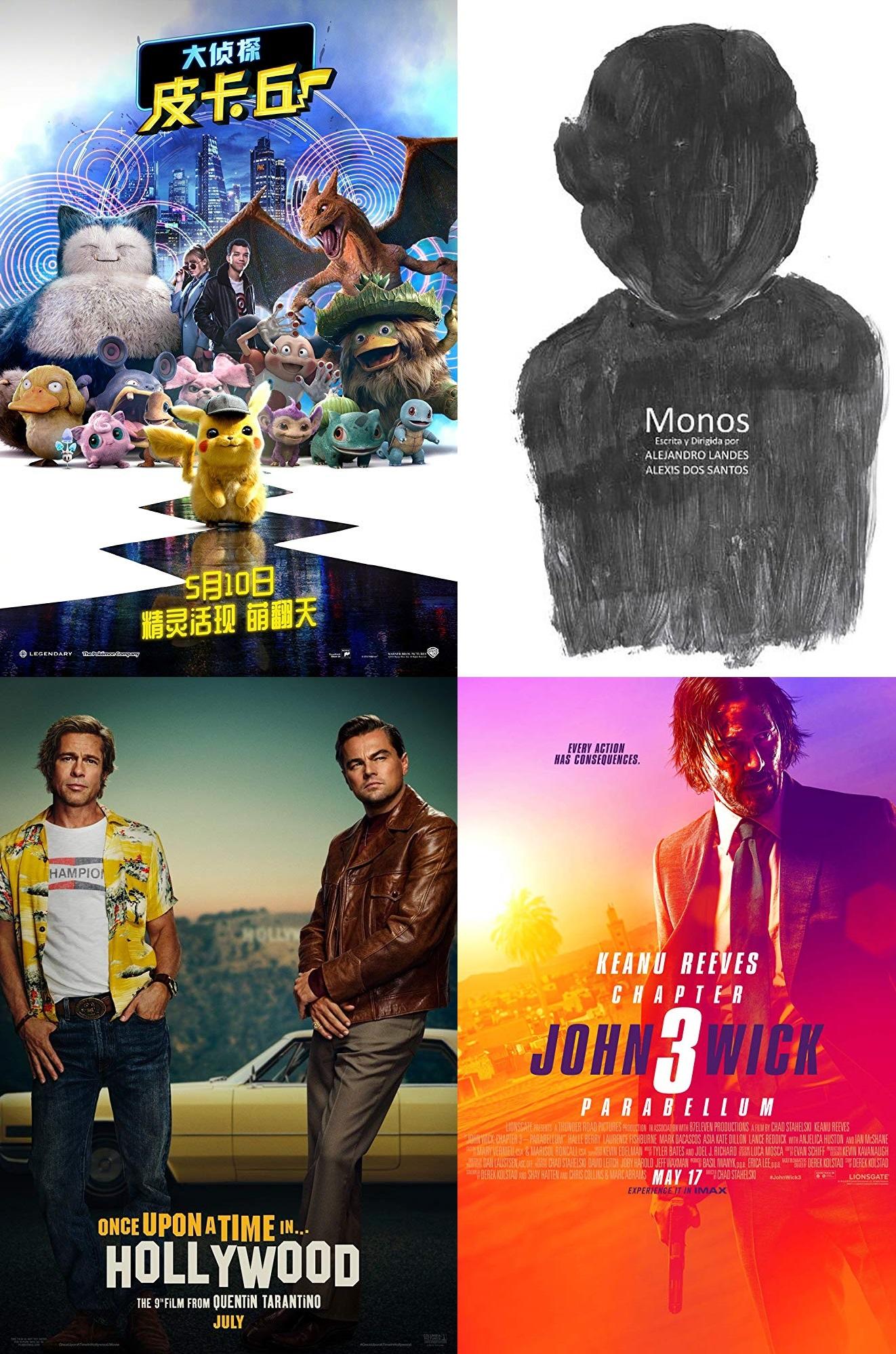 Posters Recuento Emocionante #10