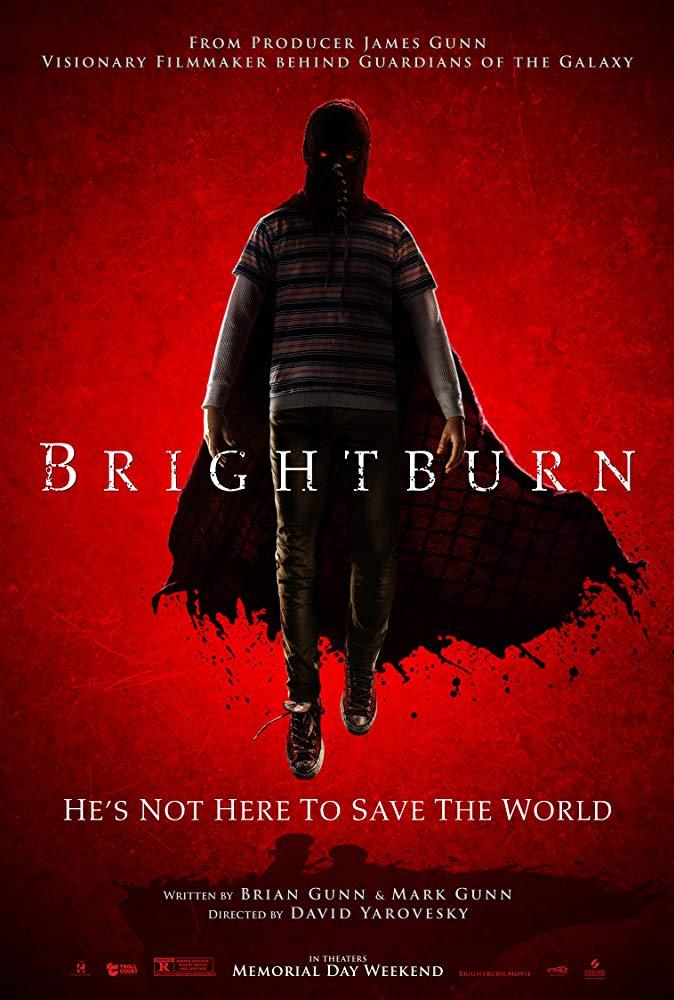 poster de brightburn