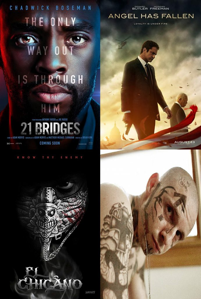 Posters Recuento Hostil #13