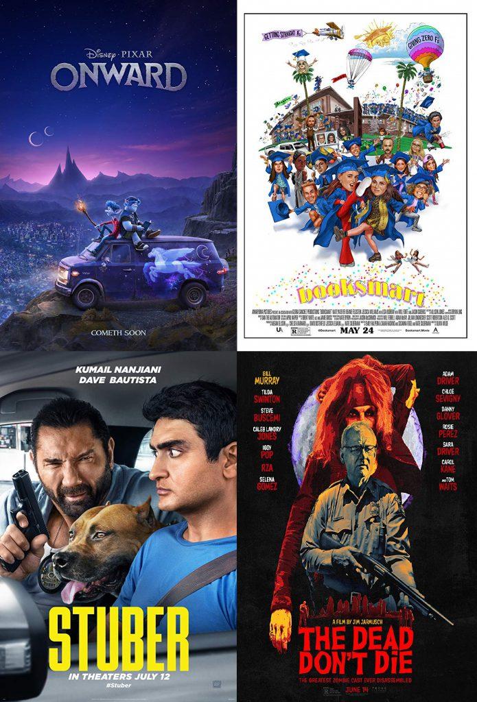 Posters recuento Cómico #13
