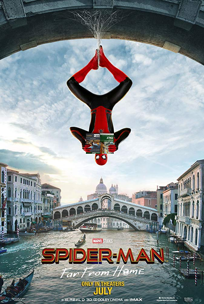 Poster Spider Man: Lejos de Casa