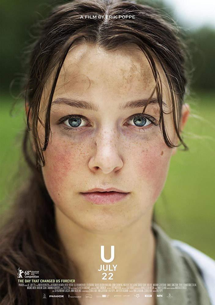 Poster Atentado Utøya