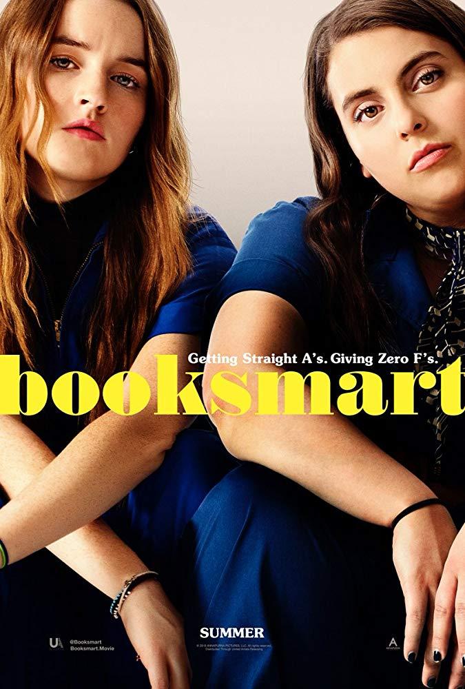 poster de booksmart