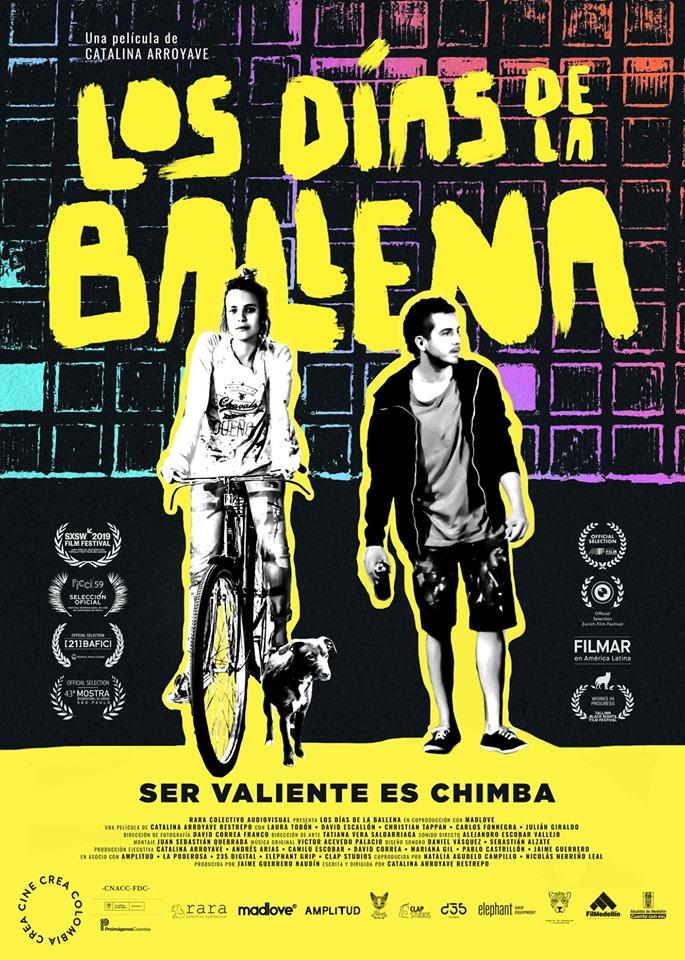 Poster de Los Días de la Ballena
