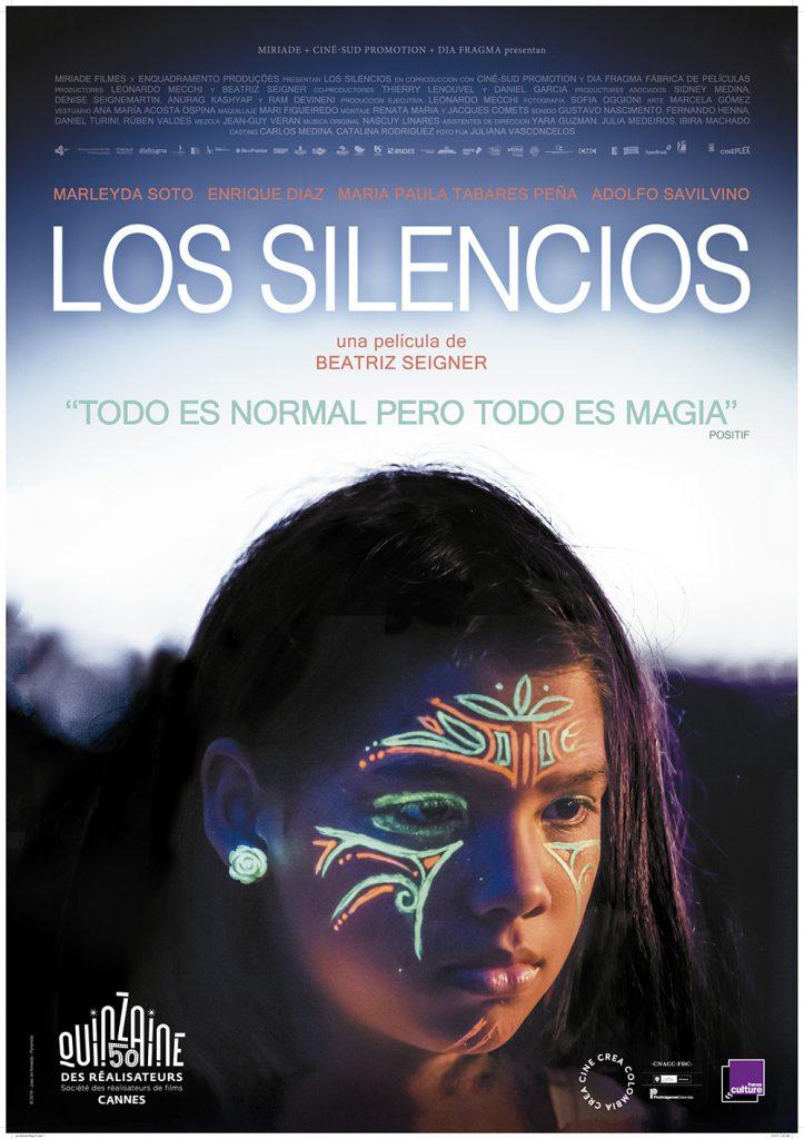 poster de los silencios