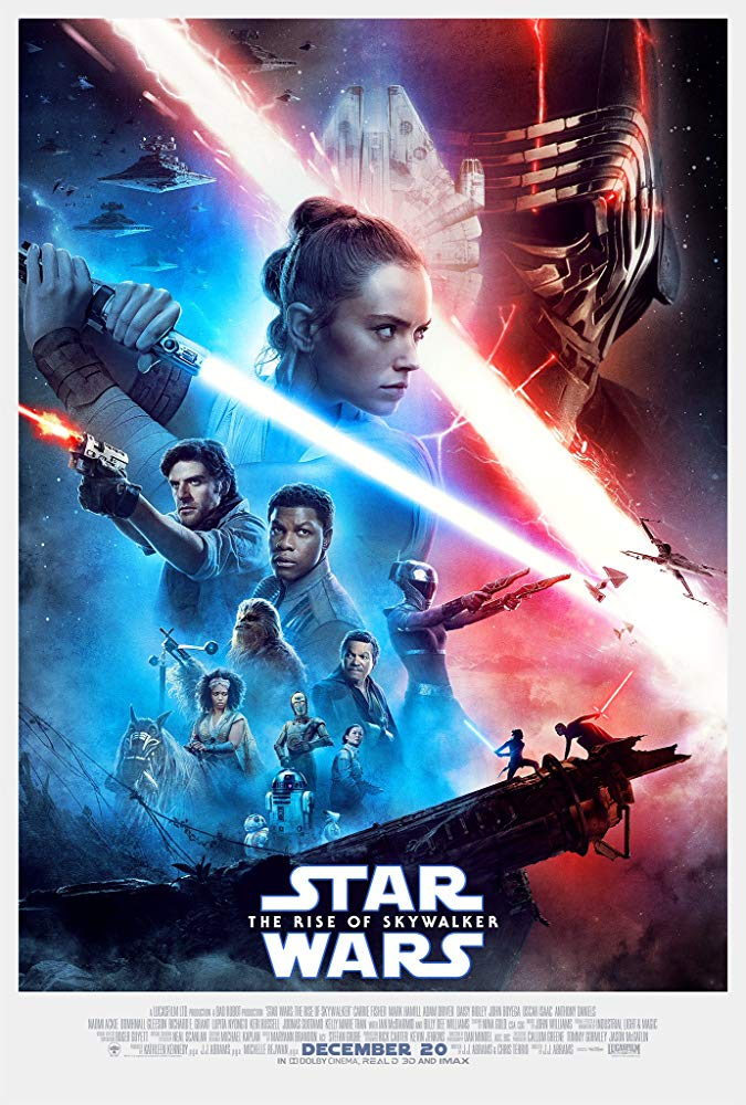 Poster Star Wars: El Ascenso De Skywalker